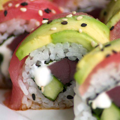 Fresh Sushi at FireFly